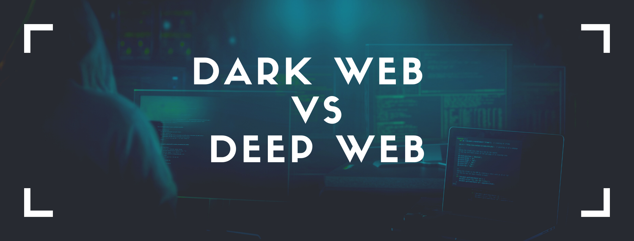 Deep Web vs Dark Web Links